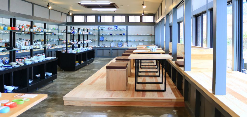 肥前吉田焼窯元会館